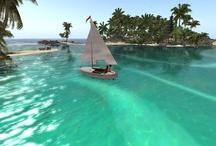 Second Life Sailing / Boating / by Dahlia Jayaram