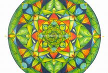 Inspiration....Mandalas / by Faith Fromson