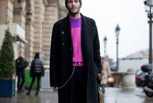 Stylish Men / Tall, Dark & Handsome - that's the phrase. But that's not all, a man should also have: a sense of style; the confidence to pull off bright colours like pink, orange etc. A man who can stand out and make a statement with his style, personality and confidence... / by Pooja Gupta