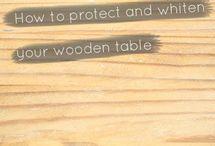 wood / by Inga Wiśniewska