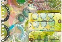 Art & Journaling / by Anne Gase