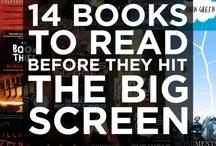 From Page to Screen / Books that have been adapted for the big screen. / by Portsmouth Public Library
