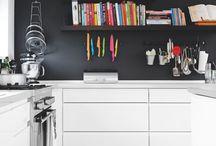 Kitchen Ideas / Great ideas for a kitchen renovation / by Karen Burns