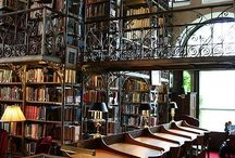 Beautiful Libraries / Pictures of gorgeous libraries worldwide. / by Berkeley Heights Public Library