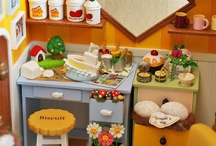 Dolls House & MIniatures / by Dreamtime Designs