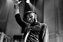 Hip hop royalty! / by Dave Der