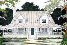 Farm(house) / by Elizabeth Turnbull