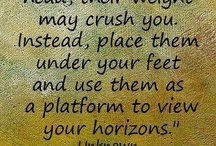Quotes / by Linda Ashbrook
