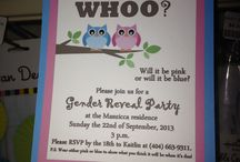 Gender Reveal / by Courtney Cooper