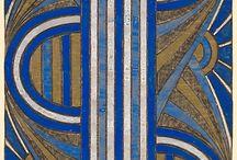 Art Nouveau/Arts & Crafts/Art Deco inspiration / by Wendy Carmichael