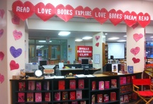 Library / by Lera Smith