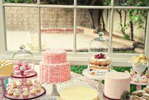 dessert & sweet table / by Denise Fontana