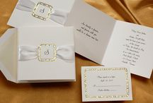 Elegant Wedding Invitations / by InvitesWeddings