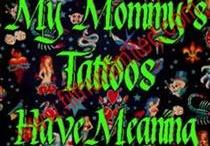 Tattoo Addiction  / by Randi Radford