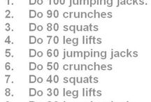 Exercise / by Bethanie