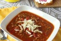 Soups-a-hoy! / by Morgan Enty