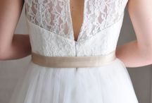 My Style / Lace...ruffles...sparkles...bows...heels and more. / by Chelsey Bredenberg