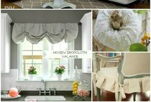 Drop cloth projects / by MoyaMia