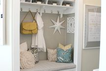 Organized Entryways / by Chaos To Order®
