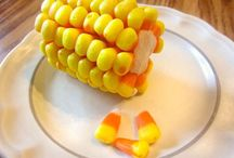 Holidays / Candy corn on the cob / by Angela Marie
