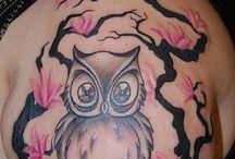tattoo ideas / by Madi Warrick