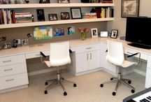 My Office/Craft Room / How to design my office/craft room / by Kelly Stamper