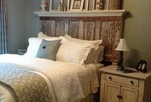 Awesome Headboards / by Gina's Craft Corner