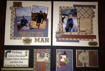 Scrapbook & cards / by Theresa Fuller