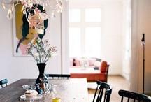 dining room / by jessica (ramirez) fernandez