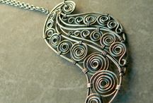 Pendants and necklaces / by Karen Fowler