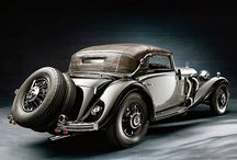 Classic / by Mercedes-Benz 15,000 pins