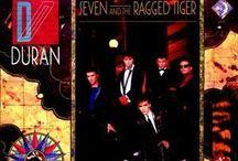 Duran Duran / by Joey Douglass Pinell