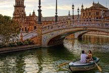 SPAIN IS A JEWEL / by MARIA IZAGUIRRE