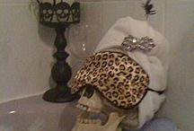 Halloween Bathrooms / by Bernice Price East