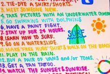 Summer / by Stephanie Pearson