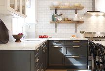 Kitchen Dreams / by Megan Peters