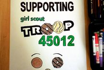 Scout stuff / Cub, boy, and girl scout resources / by The Mad Pinner