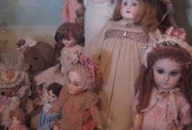Collections - Dolls / by Sharon Phillips