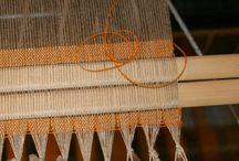tapestry and weaving / by Larysa Kolomiiets