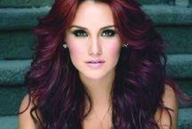 Hair & Makeup & Skin & Nails ♥ / by Victoria Rivas