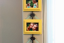 Home Decor {Hanging Pictures and Photos} / by Ngaire Ashdown