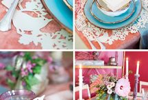 Tablescapes / by Terri Campbell