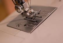 sewing stuff / by Angela Sago