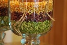 Fall decor / by Tricia Mitchell
