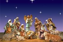 My Fontanini Nativity collection! / by Wanda Dalsin