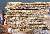 Healthy snacks / by Merissa Beard