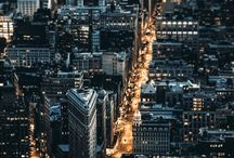 Photography--Cityscapes / Skylines, cityscapes / by Anthony Carter