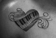 Tattoos / by Dawn Tremblay Cullinan