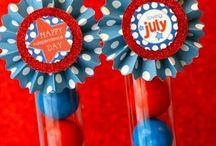 BIRTHDAY PARTIES / by Jennifer Cliett