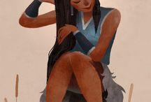 Avatar and LOK / by Sarah Neko